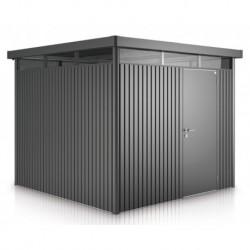 Casetta da Giardino in Metallo HIGHLINE 4 con Porta Standard Biohort
