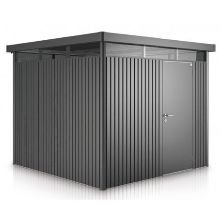 Casetta da Giardino in Metallo HIGHLINE 5 con Porta Standard Biohort