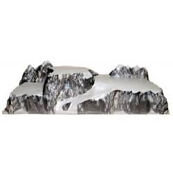 Paesaggio Arlberg 120 x 40 cm
