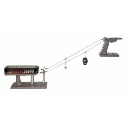 Ski Lift Basic + Seggiovia + Cabina Nero/Grigio