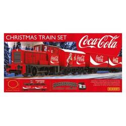 Set Treno di Natale Coca Cola Scala 1:76