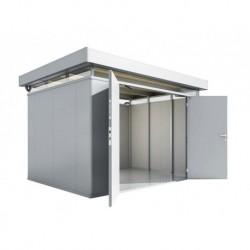 Depandance CASANOVA 3x3 con Porta a 2 Battenti Biohort