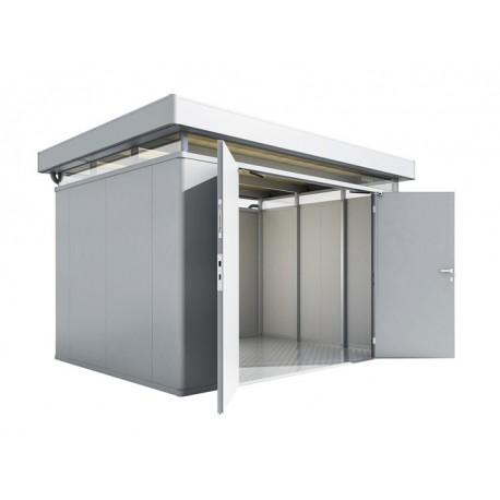 Depandance CASANOVA 3x4 con Porta a 2 Battenti Biohort
