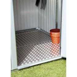 Pavimento in Alluminio per Casetta in Metallo HIGHLINE Biohort