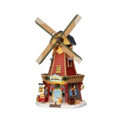 Harvest Valley Windmill With 4.5V Adaptor Cod. 45678