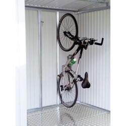 Telaio Porta Bici Bike Max per Casetta in Metallo EUROPA Biohort