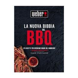 Ricettario La Nuova Bibbia del Barbecue Weber Cod. 18162