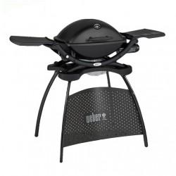 Barbecue Weber a Gas Q 2200 Black + Stand Cod. 54010329
