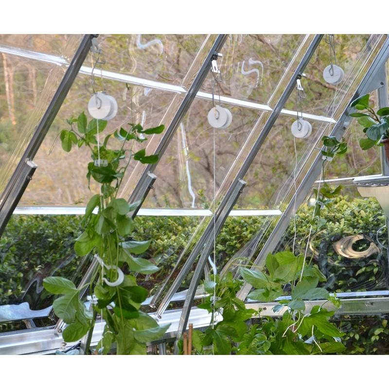 Impalcatura per pomodori per serra palram - Serre da giardino usate ...