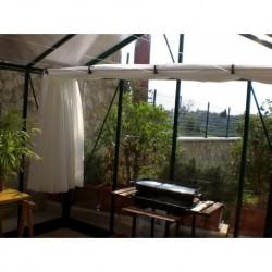 Tenda di ombreggio Pari per Serra Professionale