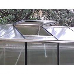 Finestra di tetto per Serra Professionale
