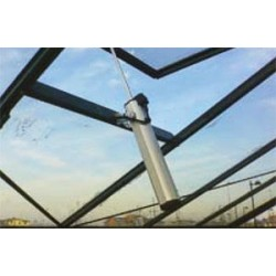 Sistema apertura automatica per Serra Professionale