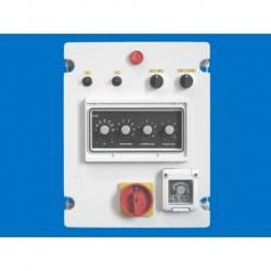 Sensore di sicurezza vento e pioggia e comando riscaldamento on/off per Serra Professionale