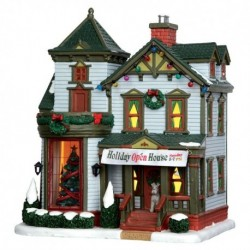 Holiday Open House B/O Cod. 55009 PRODOTTO CON DIFETTI