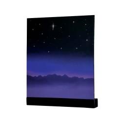 Starry Night Background B/O (4.5V) Cod. 64078