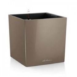 Vaso Cube 40 Lechuza Set Completo