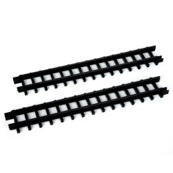 Straight Track For Christmas Express Set of 2 Cod. 34685