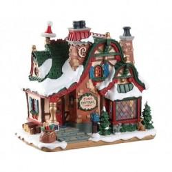 The Claus Cottage B/O 4.5V Cod. 75292 PRODOTTO CON DIFETTI