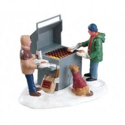 Grillin' & Chillin' B/O 4.5V Cod. 04234 PRODOTTO CON DIFETTI