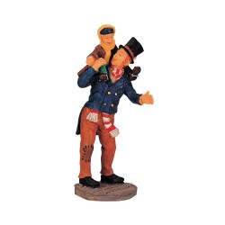 Bob Cratchit And Tiny Tim Cod. 02403