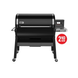 Barbecue Weber a Pellet SmokeFire EX6 Black Cod. 23511004