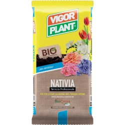 Terriccio Nativia 45 litri Vigorplant