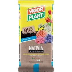 Terriccio Nativia 20 litri Vigorplant