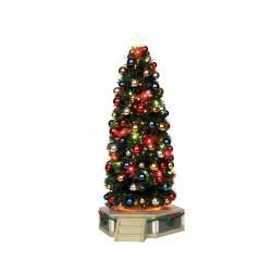 The Majestic Christmas Tree con Alimentatore 4.5V Cod. 24500