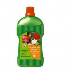 Concime Liquido Gerani e Piante Fiorite 1 l SBM