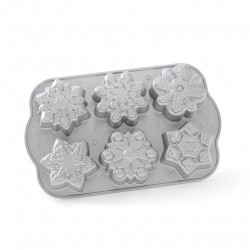 Stampo Frozen Snowflake Cakelet