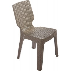 Keter Sedia T-CHAIR Cappuccino