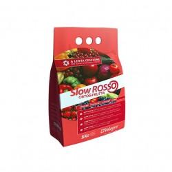 Concime Slow Rosso Orto e Frutta 5 kg SBM