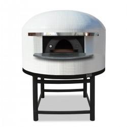 AlfaForni Forno per Pizza Professionale Traditional NAPOLI 110 a Gas Metano