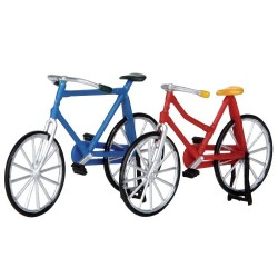 Bicycle Set of 2 (Self-Stand) Cod. 14377