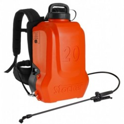 Stocker Pompa zaino elettrica Ergo 20l li-ion