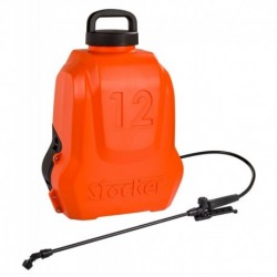 Stocker Pompa a zaino elettrica 12 L li-ion