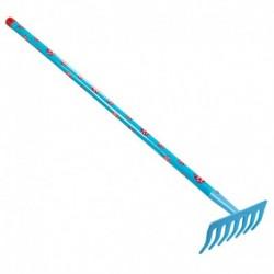 Stocker Rastrello 78 cm 7 denti colore azzurro KIDS GARDEN