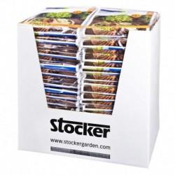 Stocker Protex tessuto non tessuto bianco 1,6 x 5 m 17 gr