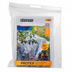 Stocker Protex Tessuto tubolare bianco 1,5 x 6 m 19 gr