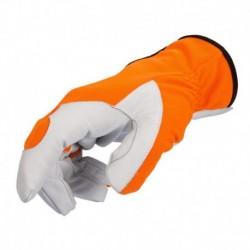 Stocker Guanti in pelle anti taglio, mis. 11/XL
