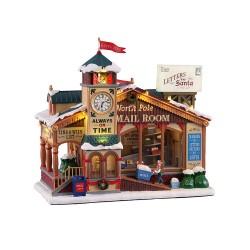 North Pole Mail Room con Alimentatore 4.5V Cod. 15733