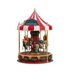 Christmas Cheer Carousel B/O 4.5V Cod. 14821
