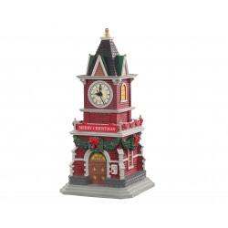 Tannenbaum Clock Tower B/O 1.5V Cod. 05679