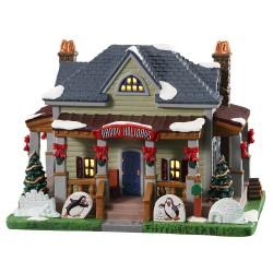 The Inviting Porch Home B/O 4.5V Cod. 15774