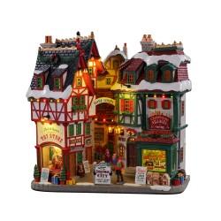 Christmas City B/O 4.5V Cod. 15739
