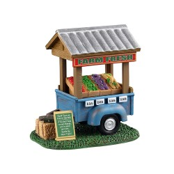Farm Fresh Vegetable Trailer Cod. 13565