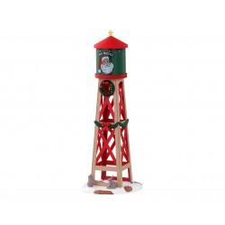 Rustic Water Tower Cod. 03526