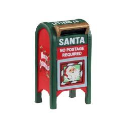 Christmas Mailbox Cod. 14842