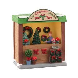 The Christmas Garden B/O (3V) con Scatola Cod. 04744