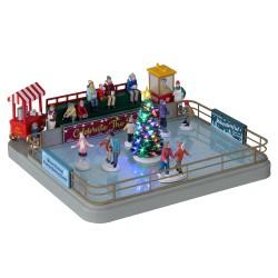 Outdoor Skating Rink, con Alimentatore 4.5V Cod. 14871